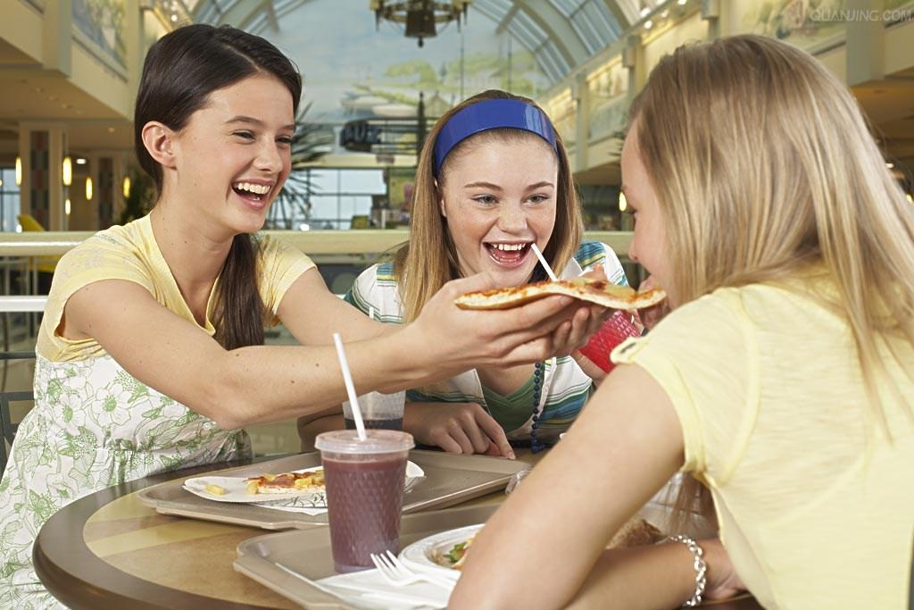 美食广场餐饮管理系统应用